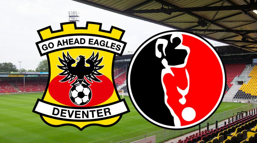 Livestream Go Ahead Eagles - Helmond Sport