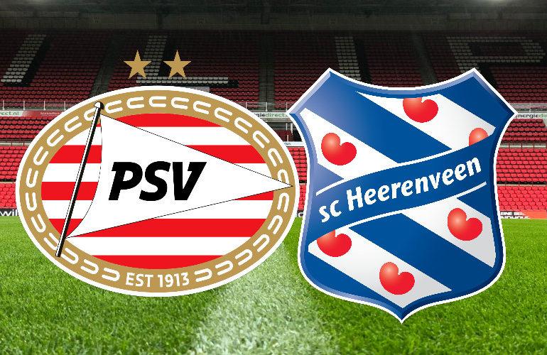 PSV - SC Heerenveen live kijken