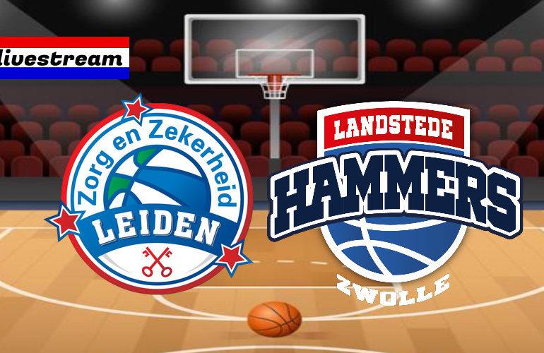 Live stream ZZ Leiden - Landstede Hammers