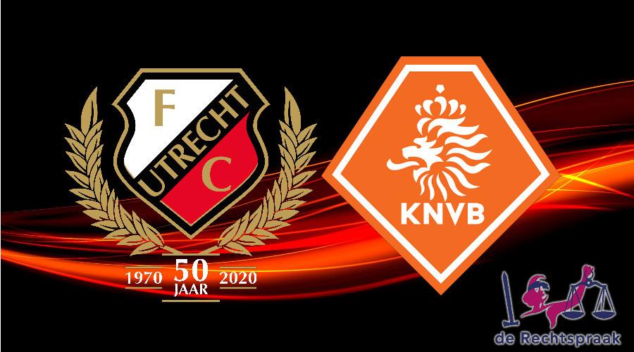 Livestream kort geding FC Utrecht vs KNVB