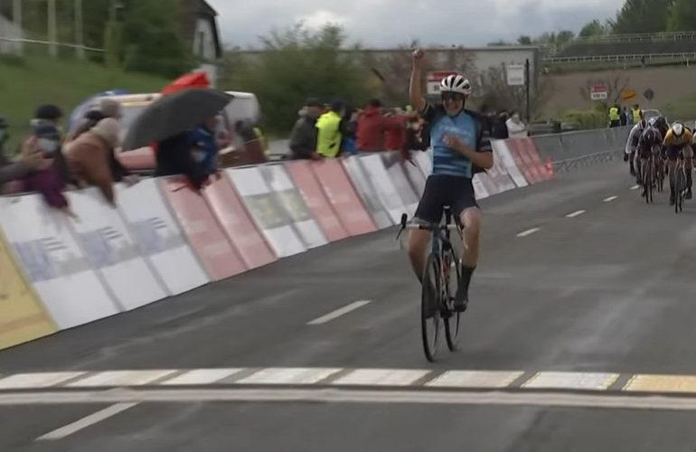 Lucinda Brand wint derde etappe in Thüringen