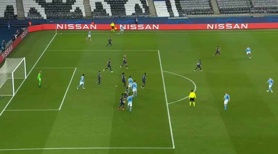 Machester City - PSG live stream Champions League