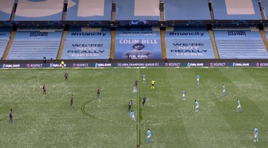 Manchester City - PSG Champions League