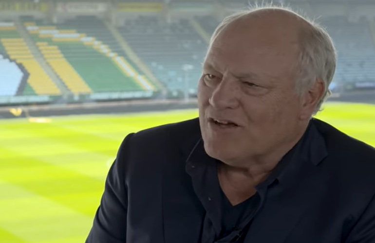 """""""Martin Jol nieuwe eigenaar van ADO Den Haag"""""""