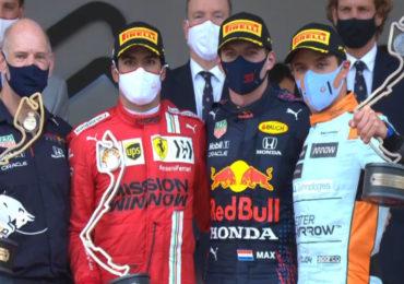 Max Verstappen schrijft historie in Monaco