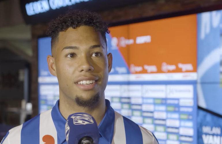 Van Ewijk verruilt ADO voor Heerenveen