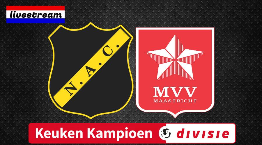 KKD livestream NAC Breda - MVV