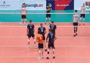 Volleyballers zetten flinke stap richting EK