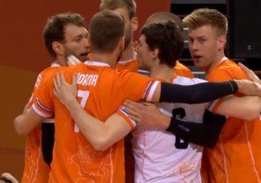 Volleyballers zeker van deelname aan EK
