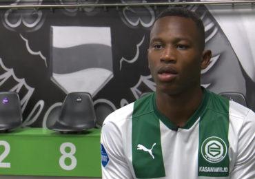 Neraysho Kasanwirjo naar FC Groningen (VIDEO)