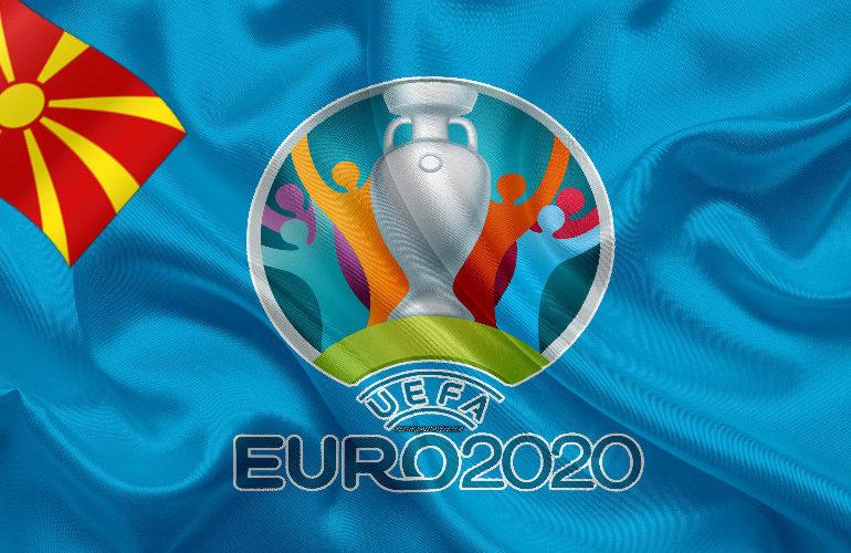 Noord-Macedonië speelt gelijk tegen Slovenië