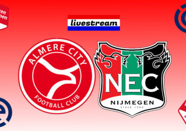 Play-offs livestream Almere City - NEC