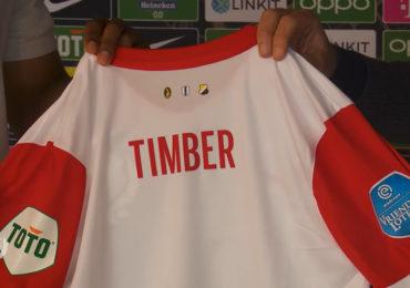 Timber verruilt Ajax voor FC Utrecht
