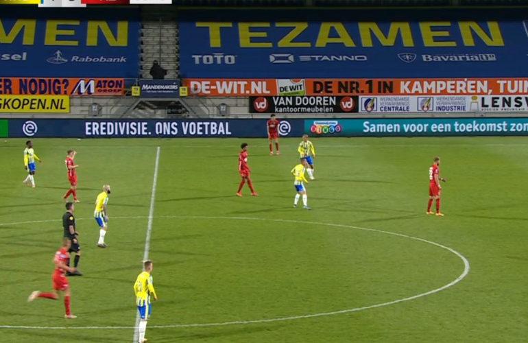 AZ wint met 3-1 van RKC Waalwijk