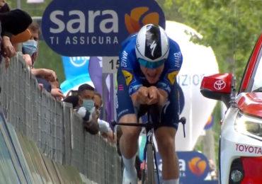 Evenepoel niet meer van start in de Giro