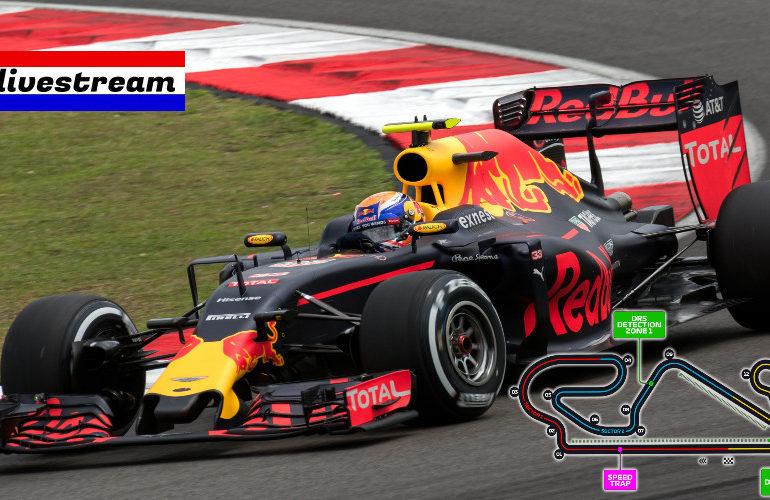 Spanish Formule 1 Grand Prix livestream