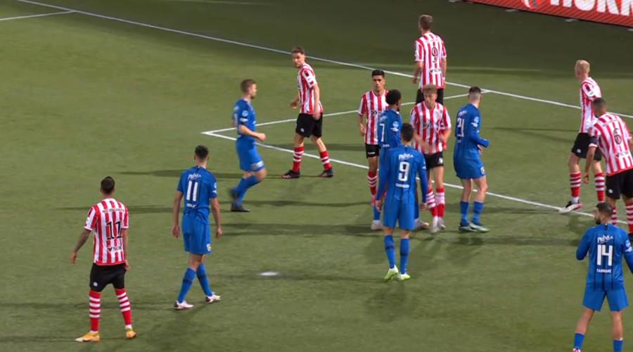 Sparta - Vitesse