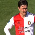 Steven Berghuis mist ADO - Feyenoord