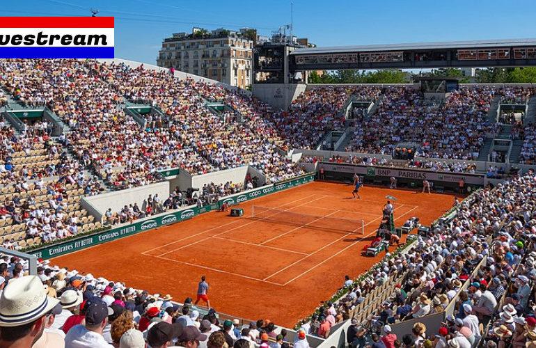 Tennis Live stream Roland Garros 2021