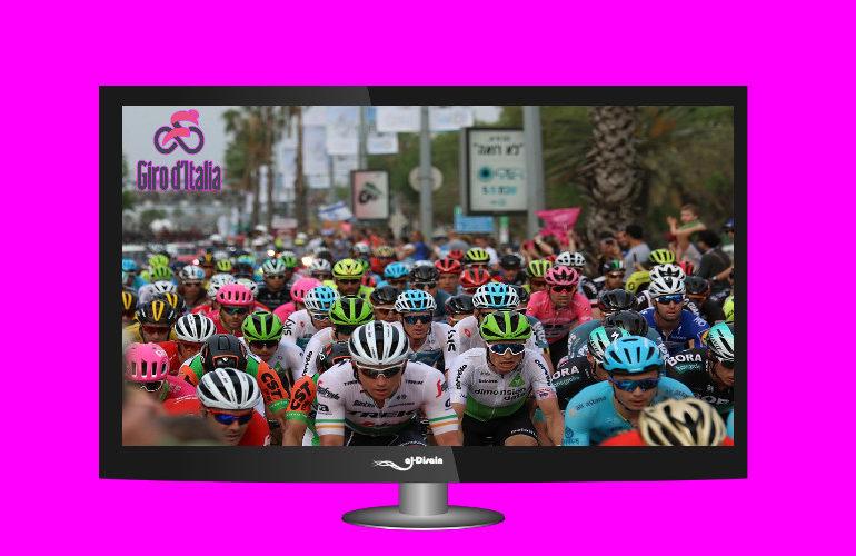 Tv gids: Hoe laat is de Giro d'Italia op tv?
