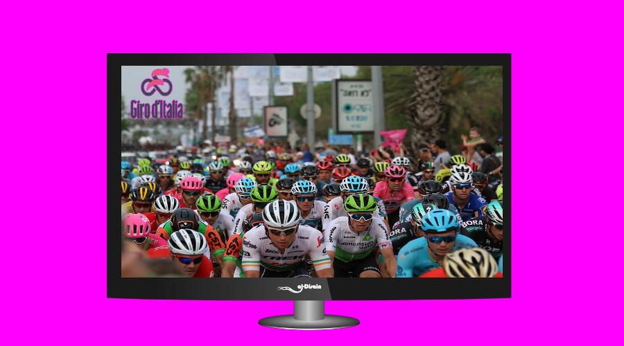 Tv gids Hoe laat is de Giro d'Italia op tv