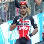 Tweede etappezege Caleb Ewan in de Giro