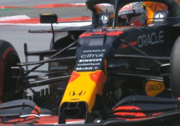 Verstappen grijpt op +0.036 net naast pole in Spanje
