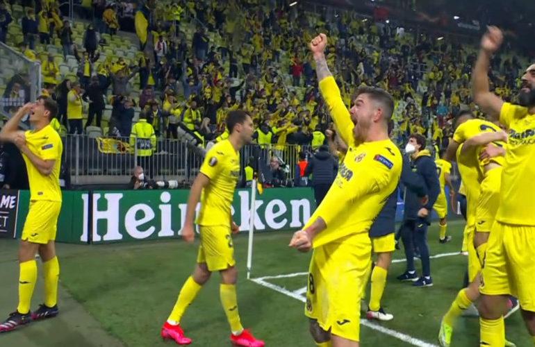 Villarreal wint na strafschoppen van United
