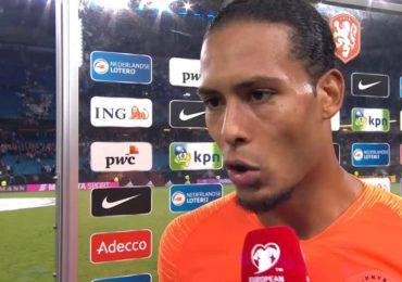 Virgil van Dijk maakt mogelijk zaterdag rentree