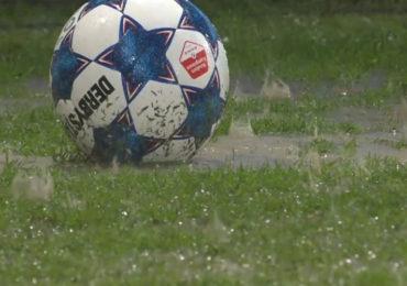 Promotiewedstrijd De Graafschap - Helmond Sport gestaakt