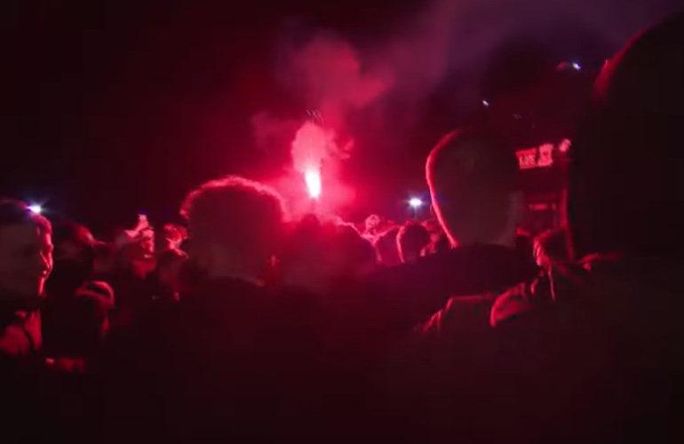 Volksfeest barst los in Deventer na promotie Go Ahead