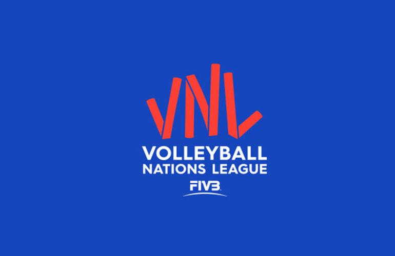Volleybal Nations League mannen
