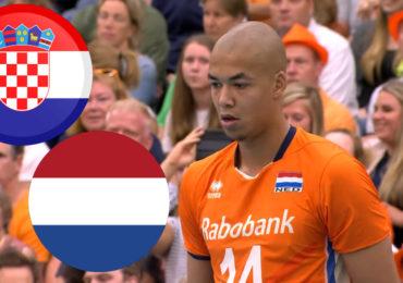 Kroatië - Nederland Kwalificatie EK