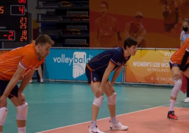 Volleyballers verliezen slotduel tegen Kroatië