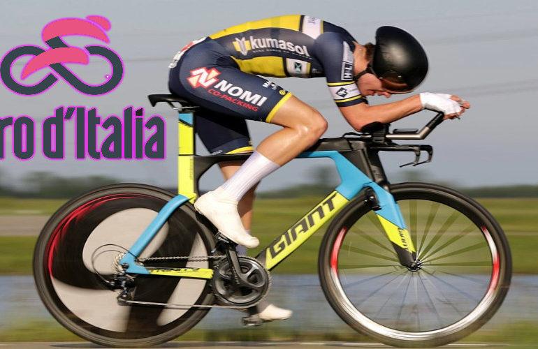 Voorbeschouwing en starttijden tijdrit Giro d'Italia