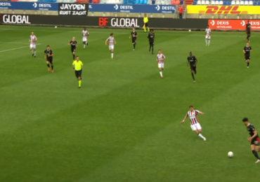 PSV neemt tweede plek weer over van AZ