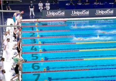 Estafetteteams bereiken finale 4x100 meter vrije slag