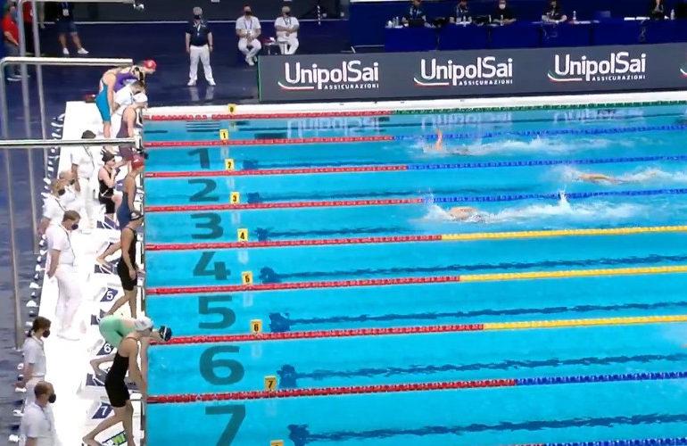 Korstanje en De Boer naar halve finale 50 meter vlinderslag
