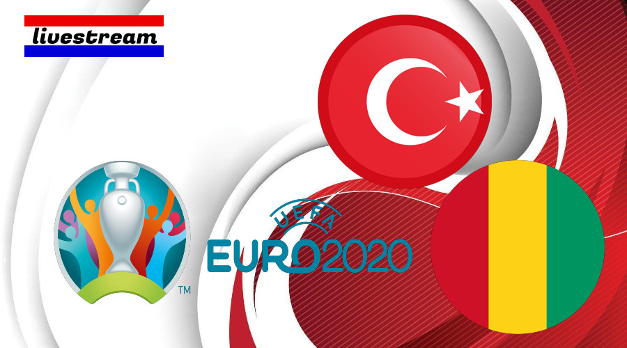 Euro 2020 live stream Turkey – Guinea