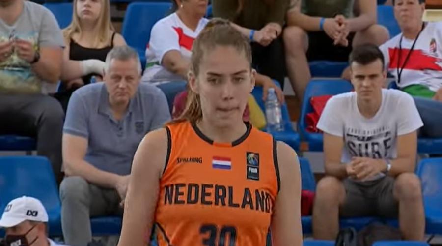 3x3 basketbal vrouwen