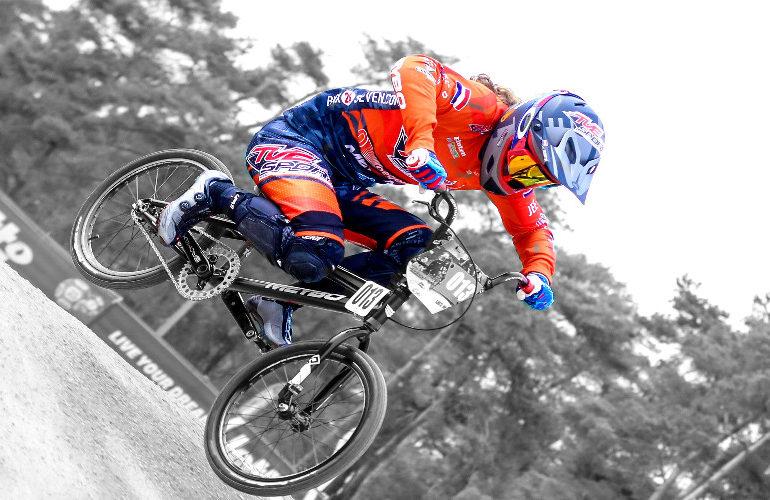 Zes BMX'ers voorgedragen voor Spelen in Tokio