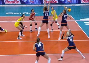 Volleybalsters met 3-0 onderuit tegen China
