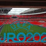 'Duitse fans niet welkom op Wembley' (Foto Wikimedia Commons)