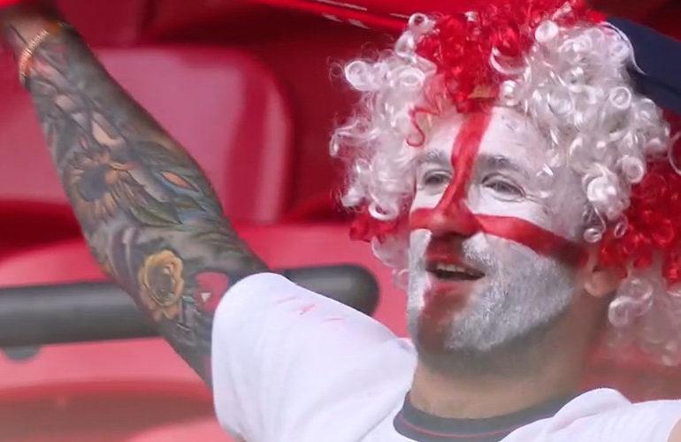 Engeland als groepswinnaar naar achtste finale