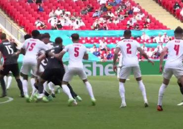 Engeland met 1-0 te sterk voor Kroatië