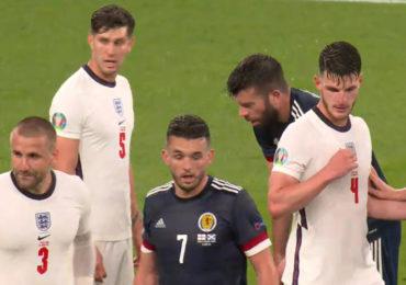 Schotten pakken een verdiend punt tegen Engeland