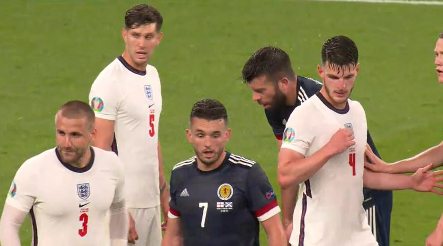 Engeland - Schotland
