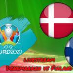 Euro 2020 live stream Denemarken vs Finland