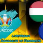 Euro 2020 live stream Hongarije vs Frankrijk