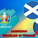 Euro 2020 live stream Schotland - Tsjechië